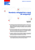 România: refugiuţi într-o ţară de emigranţi?