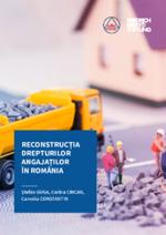 Reconstrucţia drepturilor angajaţilor in România