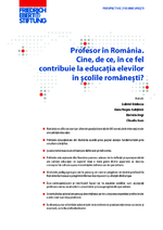 Profesor în România