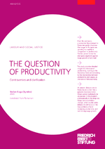 The question of productivity