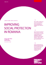 Improving social protection in Romania
