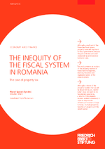 The inequity of the fiscal system in Romania