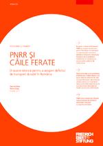 PNRR şi căile ferate