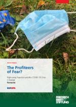 The profiteers of fear? Romania